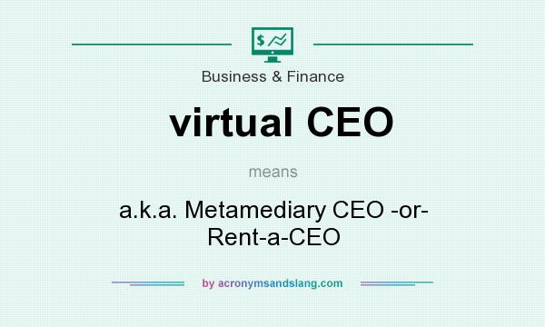what does ceo mean