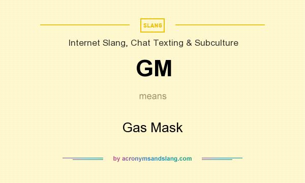 what does gm mean