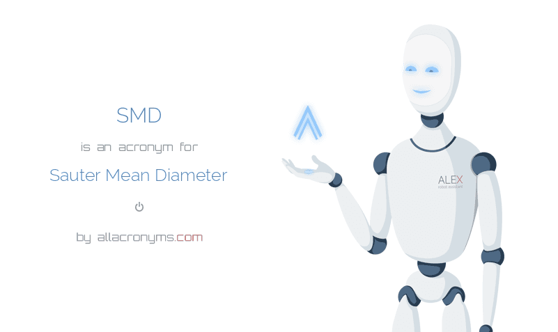 what does smd mean